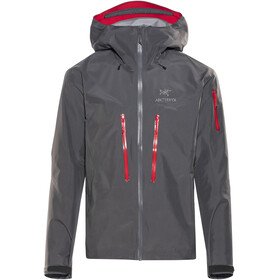Arc'teryx Alpha SV Jacket Men grey